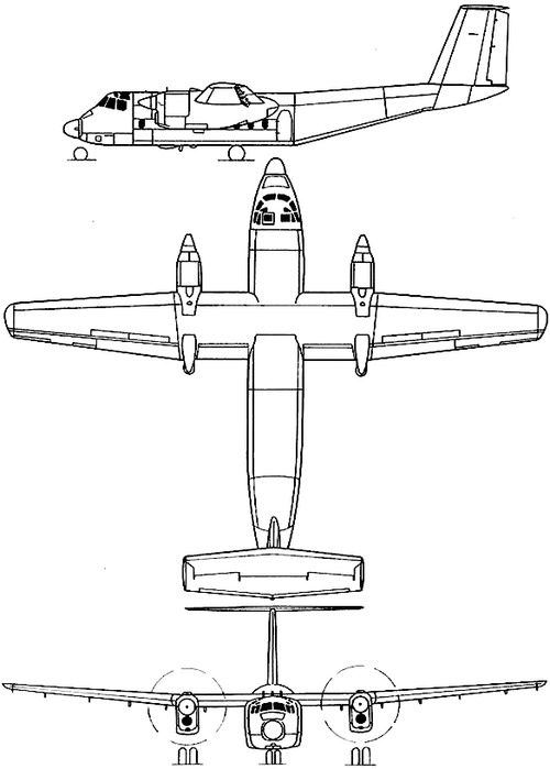 de Havilland Canada DHC-5 Buffalo