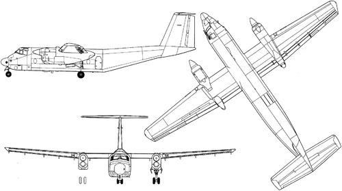 de Havilland Canada DHC-5 Buffalo C-8