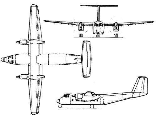 de Havilland Canada DHC-5A Buffalo