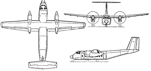 de Havilland Canada DHC-5D Buffalo