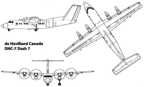 de Havilland Canada DHC-7 Dash.7