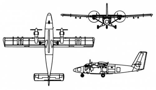 de Havilland Canada UV 18 Twin Otter