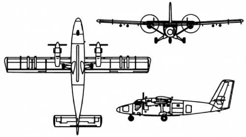 de Havilland Canada UV-18A Twin Otter