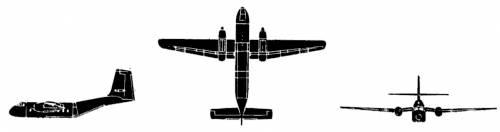 de Havilland Canada YAC-1