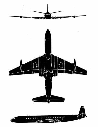 de Havilland Comet 4C