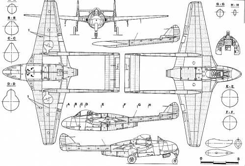 de Havilland DH.100 Vampire