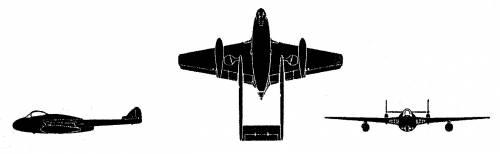 de Havilland DH.100 Vampire FB Mk. 5