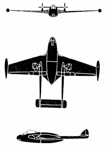 de Havilland DH.100 Venom