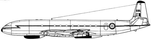 de Havilland DH.106 Comet 2R