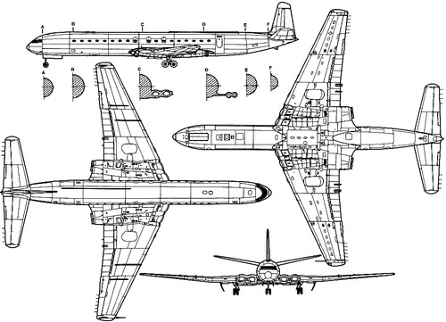de Havilland DH.106 Comet 4B