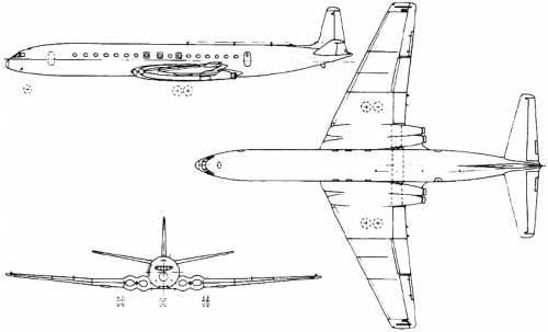 de Havilland DH.106 Comet (England) (1949)