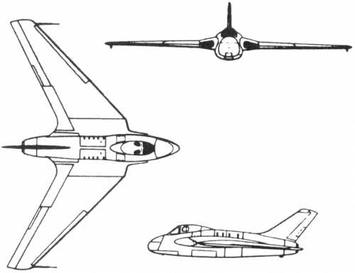 de Havilland DH.108 (England) (1946)