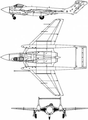 de Havilland DH-110 Sea Vixen