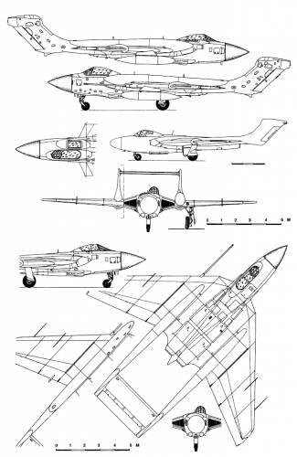 de Havilland DH.110 SeaVixen