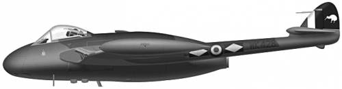 de Havilland DH.112 Venom FB.1