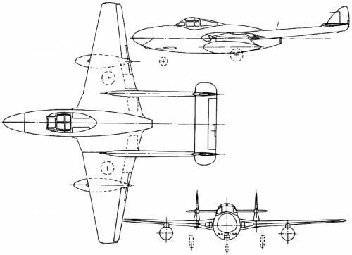 de Havilland DH.113 (England) (1949)