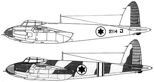 de Havilland DH.98 Mosquito FB Mk.VI