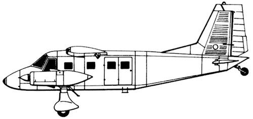 Dornier Do 128-2