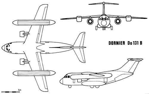 Dornier Do 131B