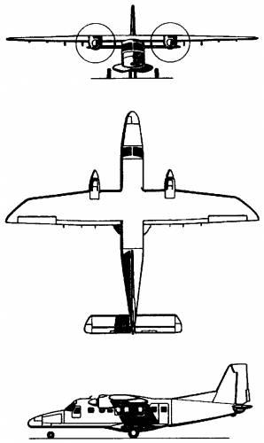 Dornier Do 228 (Germany) (1981)
