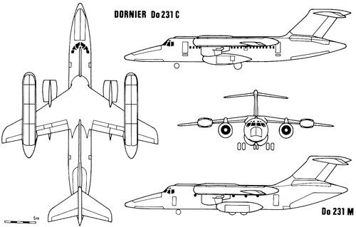 Dornier Do 231