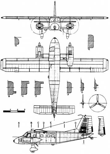 Dornier Do 28 Skyservant