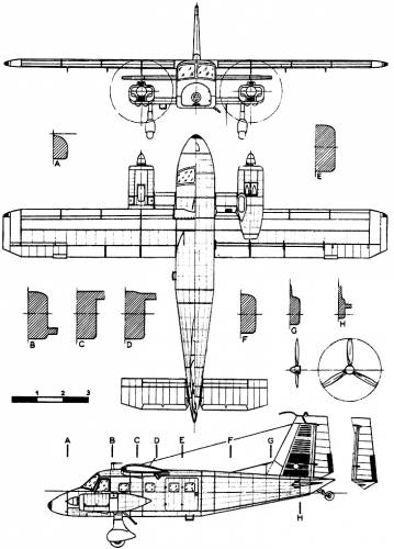 Dornier Do 28 Skyservant
