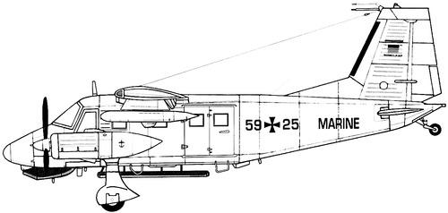 Dornier Do-28D-2-OU