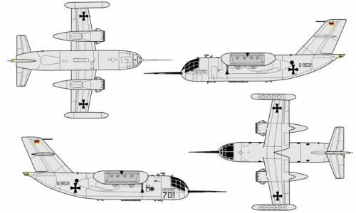 Dornier Do 31E