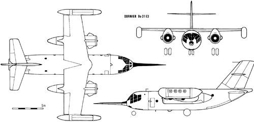 Dornier Do 31E3