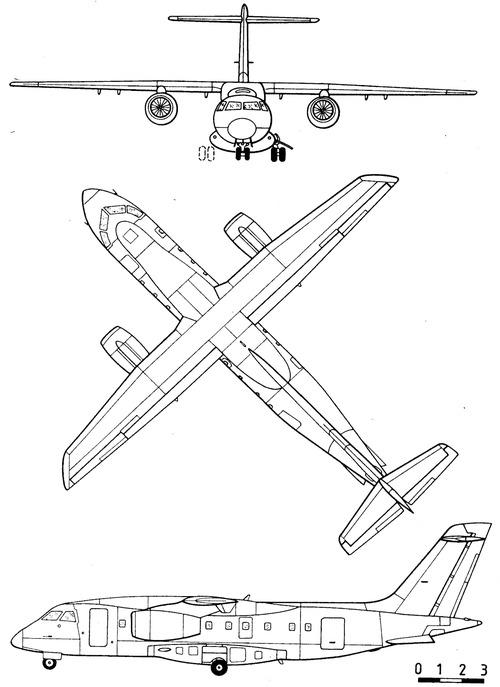 Dornier Do 328Jet
