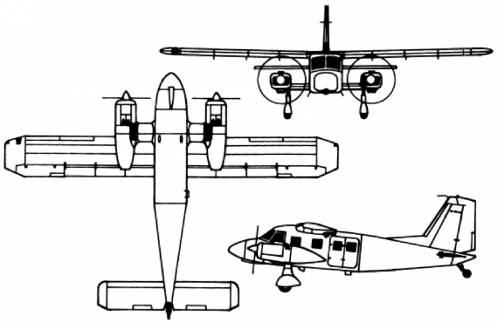 Dornier Skyservant