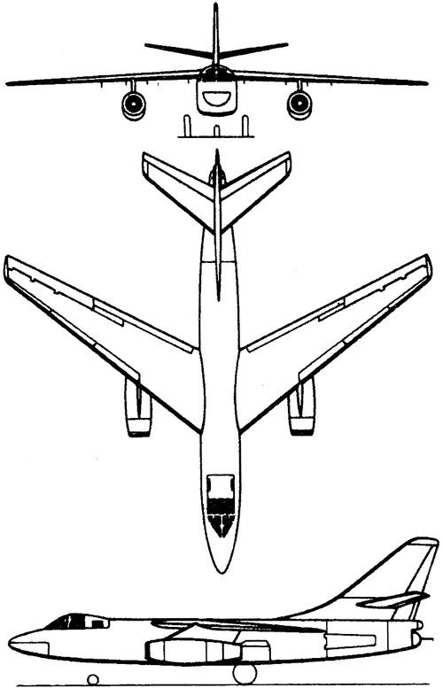 Douglas A3D-2 Skywarrior
