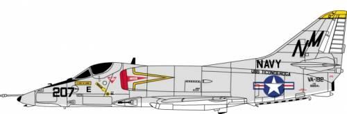 Douglas A4-E Skyhawk