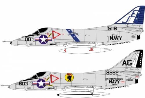 Douglas A4C Skyhawk