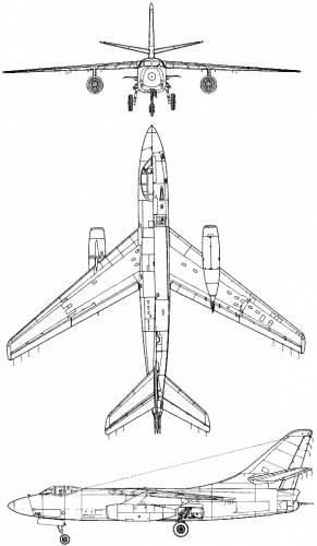 Douglas A-3D1 Skywarrior
