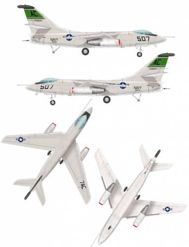 Douglas A-3D-2 Skywarrior