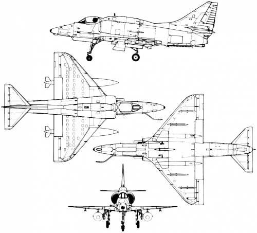 Douglas A-4M Skyhawk