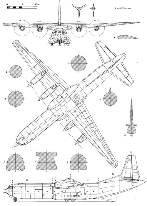 Douglas C-133 Cargomaster