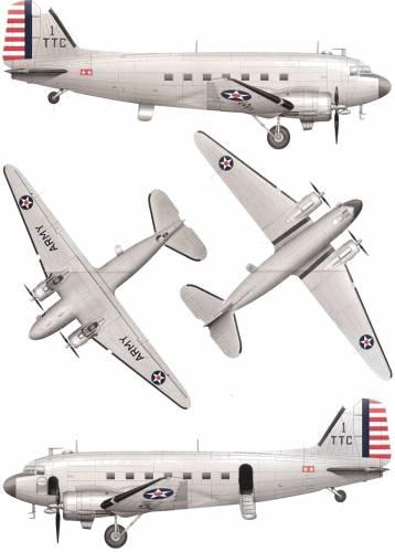 Douglas C-48C Skytrain (DC-3 Dakota)