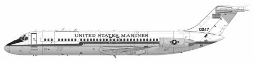 Douglas C-9B