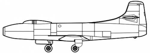 Douglas D-558-I Skystreak
