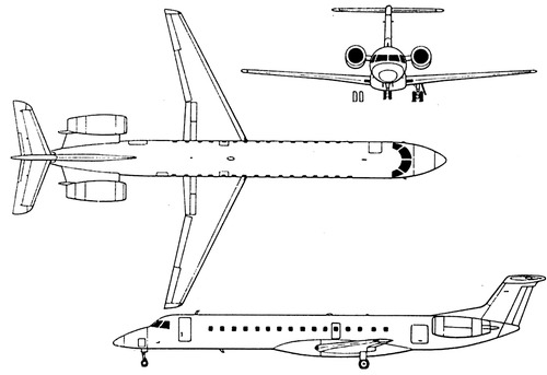 Embraer EMB 145