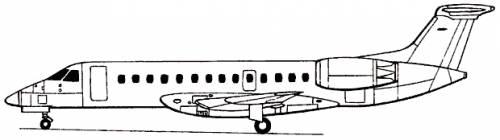 Embraer ERJ-135 (Brazil) (1998)
