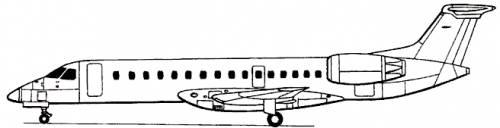 Embraer ERJ-140 (Brazil) (2000)