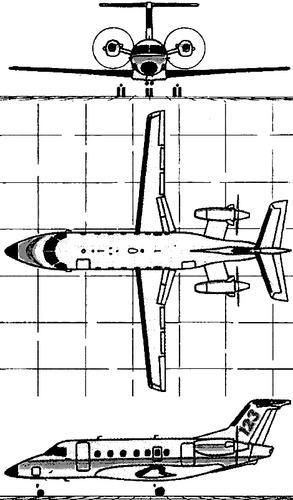 Embraer-FMA CBA-123 Vector