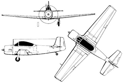 Fairchild 92