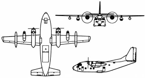 Fairchild C-123 Provider