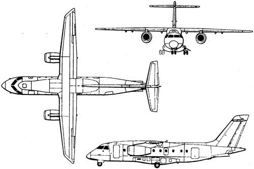 Fairchild-Dornier 328Jet