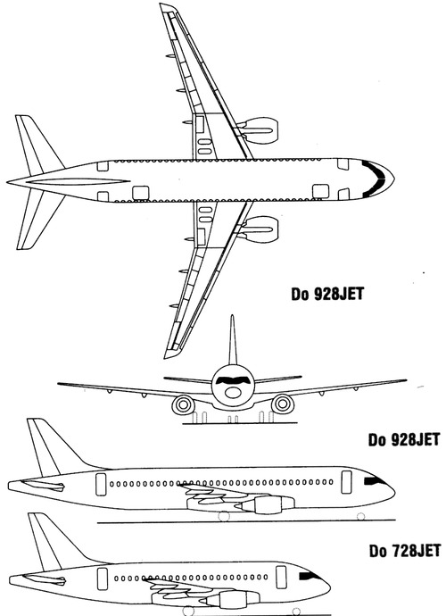 Fairchild Dornier 728-928